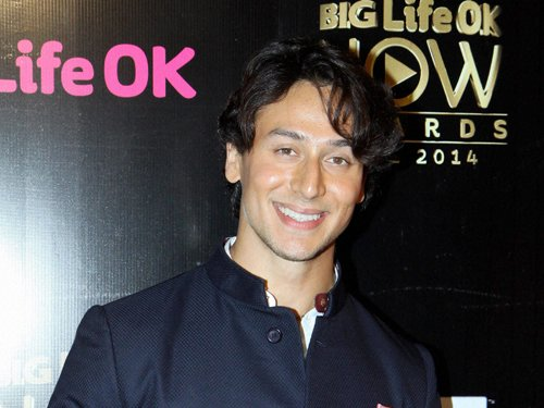 My father and I bond over food, not films: Tiger Shroff