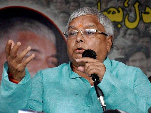 BJP will face a debacle worse than Delhi in Bihar: Lalu