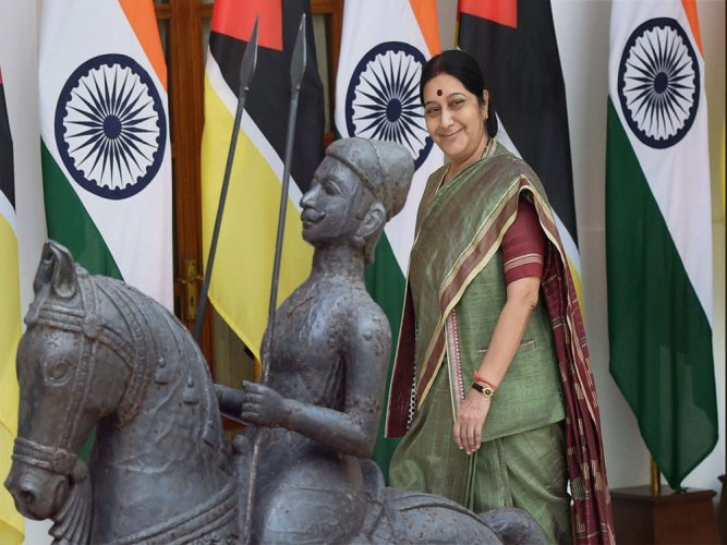 India pitches for anti-terror treaty, UN reforms