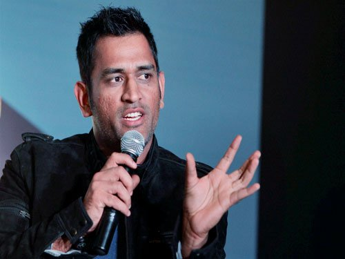 Keep supporting Indian team in transition, Dhoni to diaspora