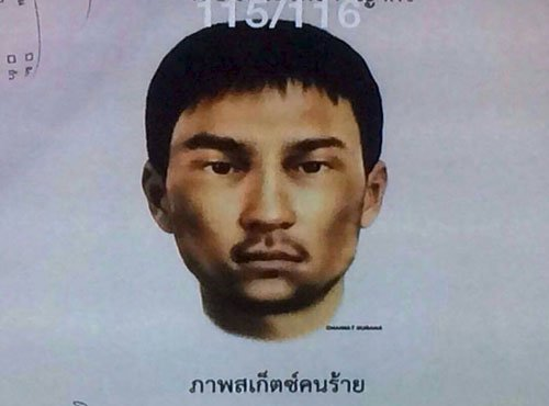 Thai police hunt for two more bombing suspects