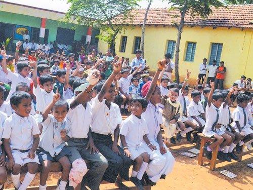 Reviving the spirit of a village school