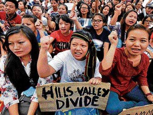 Manipur still tense over ILP