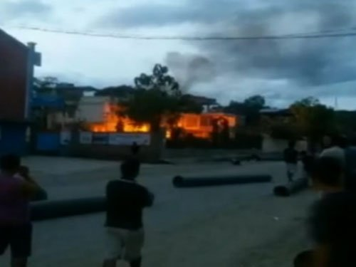 Curfew relaxed in Churachandpur, toll in violence climbs to 8