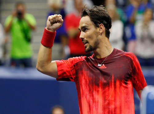 Fognini sends Nadal packing