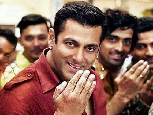 Can't sing to save my life, but for fun: Salman Khan