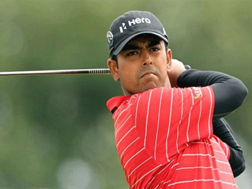 Lahiri becomes 1st Indian to qualify for President's Cup team