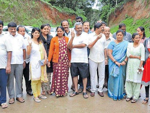 Bbmp corporators in bangalore dating