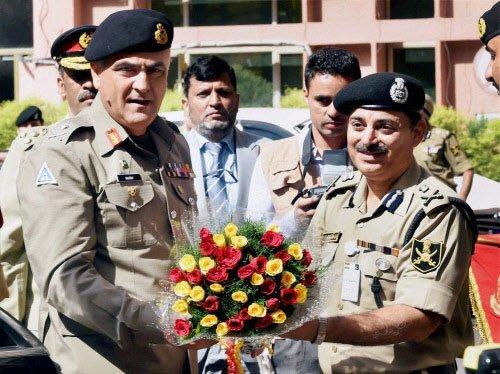 BSF, Rangers discuss IB violations