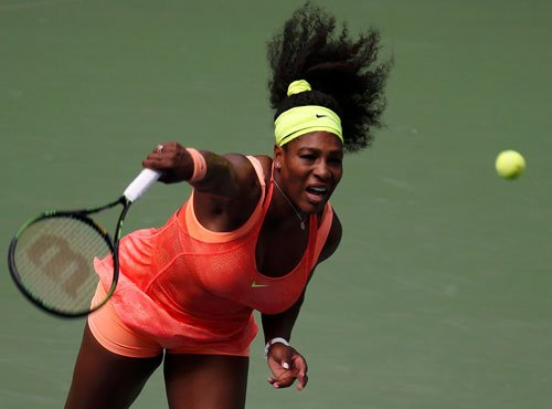 Serena in aggressive mood after shock US Open exit