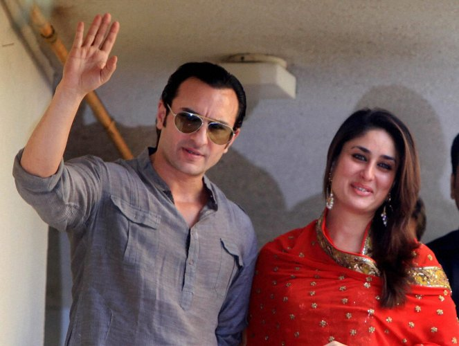 We're in no rush to have kids, says Saif Ali Khan