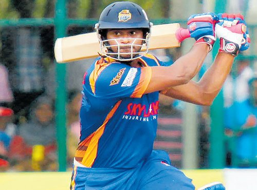 Chethan shines in Tigers' win