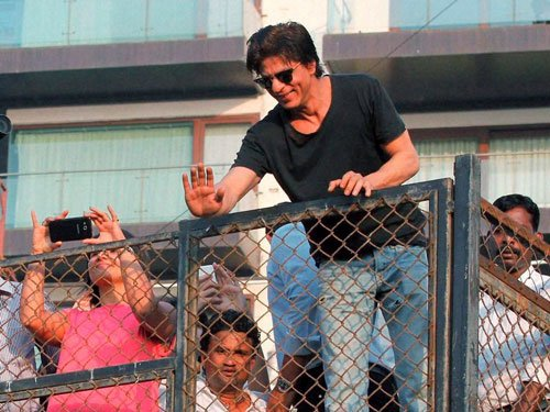 Never shown the ending of 'Kal Ho Naa Ho' to my kids: SRK