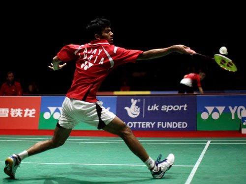 Shuttler Jayaram shocks world No 7 to reach Korea Open final