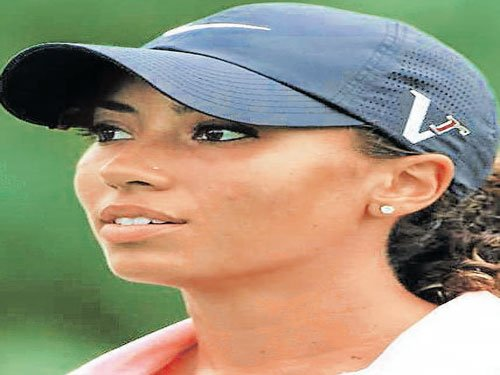 Tiger's niece Cheyenne star attraction at Indian Open