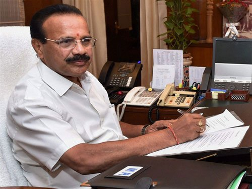 K'taka has not sought national project tag for UBP, says minister