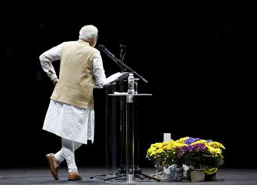 Modi attacks Cong 'damaad'