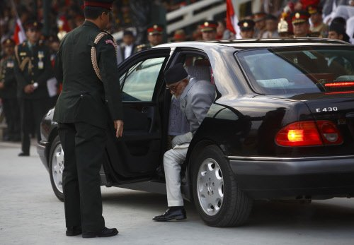 Process to elect new PM begins in Nepal as Parl session starts