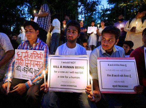 Two juveniles held for Dadri killing