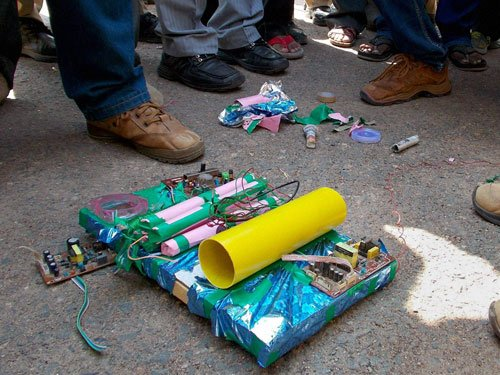 Timely detection of bomb averts train tragedy, hoax call delays Shatabdi