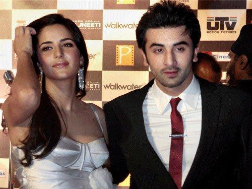 Katrina Kaif finds 'difficult' working with Ranbir