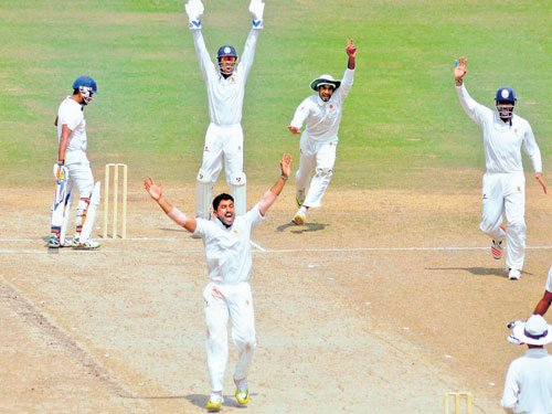 Battling Assam force draw