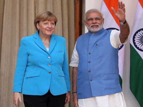 Modi, Merkel will talk technology in Bengaluru