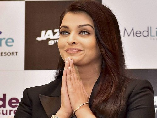 Don't like to be tagged as glamorous: Aishwarya Rai Bachchan