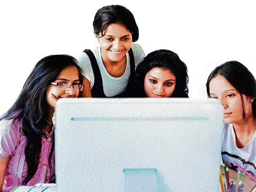 Online teaching classes beckon students in smaller cities