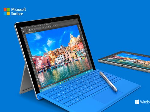 Microsoft launches Surface 4 Pro, Surface Book