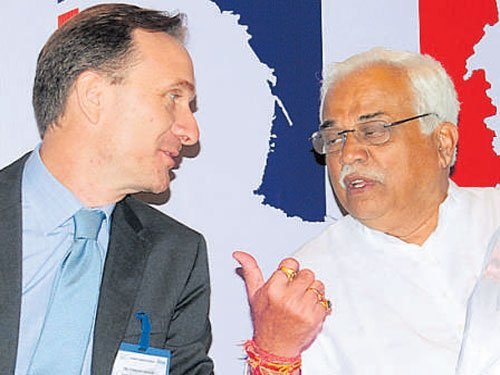K'taka keen on French investment