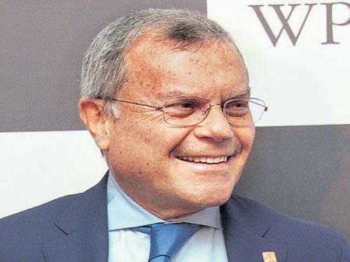 WPP targets 10% growth in revenues