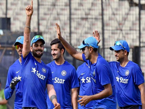 India look to ward off whitewash at Eden