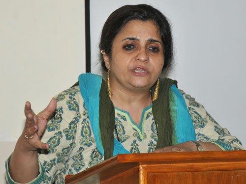 Teesta's NGO slams licence suspension