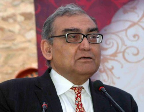 Katju in trouble over cow remark