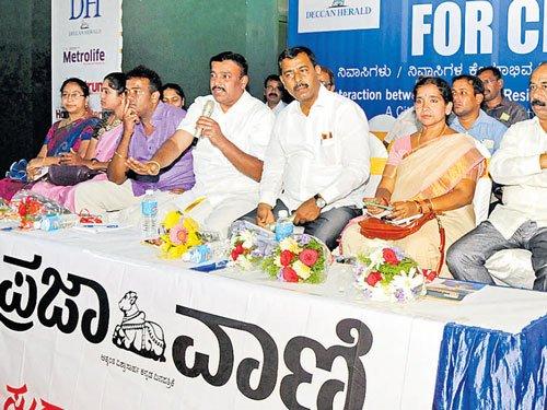Civic problems aplenty in Basavanagudi constituency