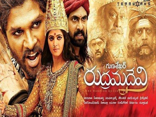 'Rudramadevi': Lengthy but interesting period drama