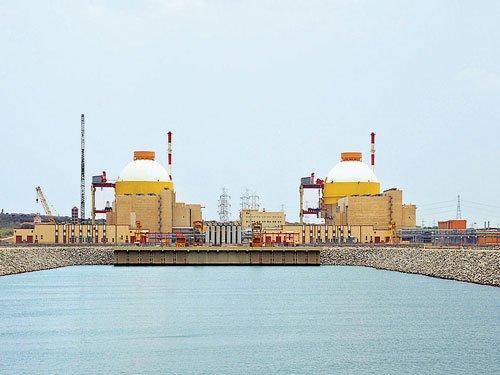 Preparations on for launching Kudankulam Unit-2 N-plant