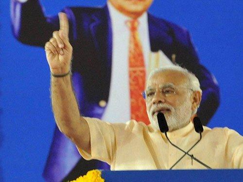 No rethink on quota issue, says Modi