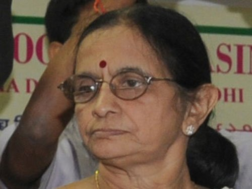 Savarkar kin dies at 67