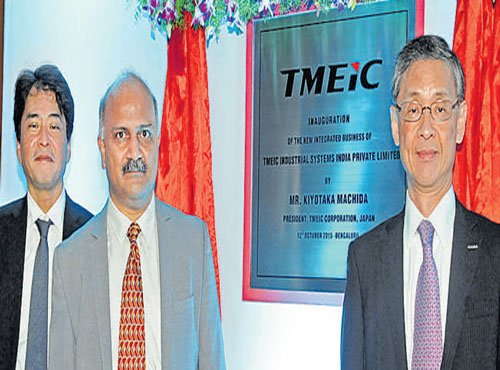 TMEiC invests Rs 250 cr in new plant