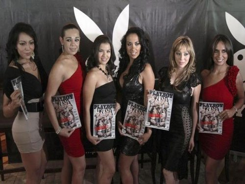 No more nudes in Playboy magazine, centerfold's future at risk