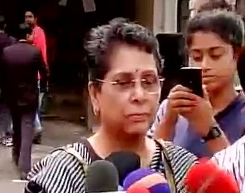 Rohni Salian alleges NIA SP asked her to go slow in Malegaon blast case