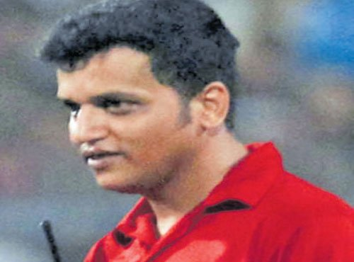 Kulkarni to officiate in second  one-dayer