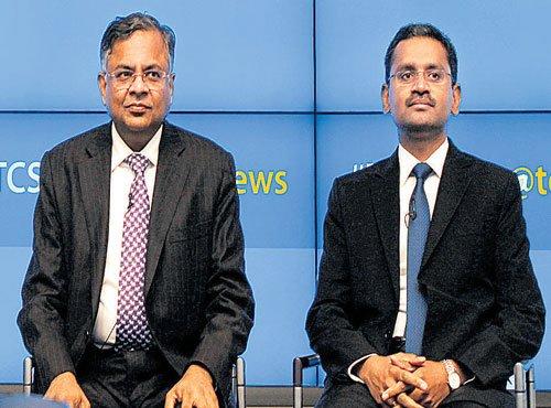 TCS Q2 net profit up 6%