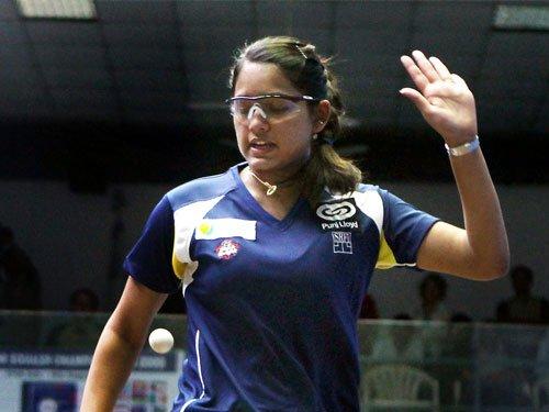 Dipika progresses, Joshna loses at US Open squash