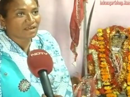 Muslim woman's devotion to Durga lauded by Hindu neighbours