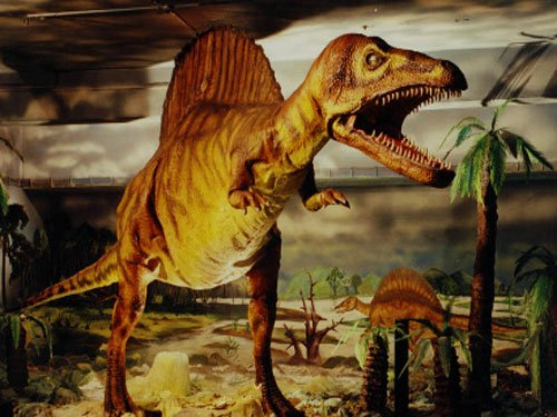 Sun-warmed dinosaurs may have been good sprinters