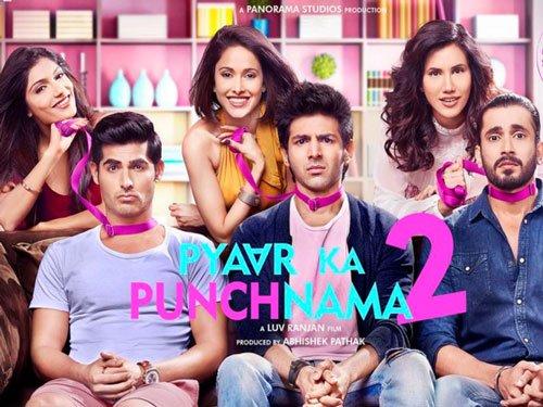 Review- Pyaar Ka Punchnama 2: Love's labour lost