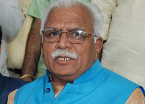 Khattar in beef controversy